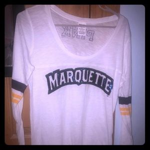 Victoria Secret PINK Marquette Shirt